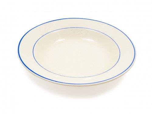 ARABIA ブルーライン スープ皿 03