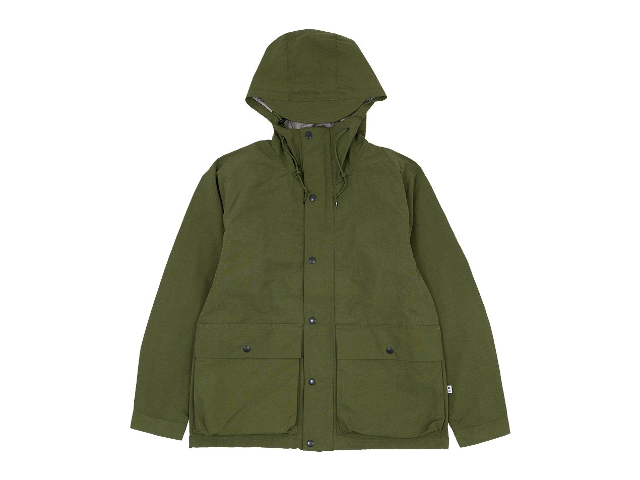 ENDS and MEANS Sanpo Jacket OLIVE