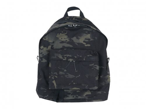ENDS and MEANS Daytrip Backpack BLACK MULTI CAM