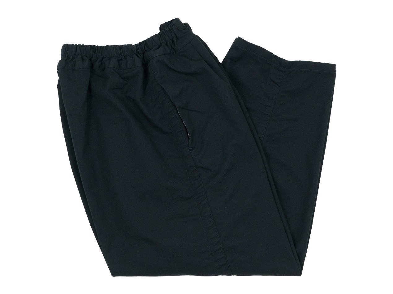 ordinary fits NARROW BALL PANTS BLACK