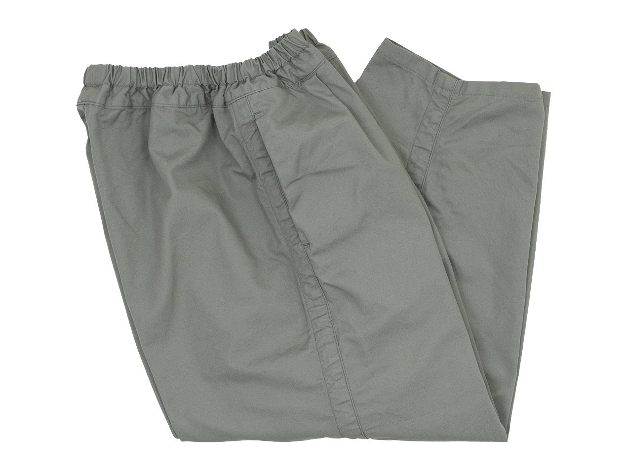 ordinary fits NARROW BALL PANTS GRAY