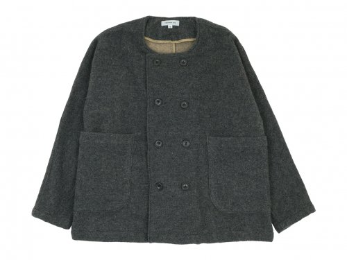 ordinary fits GRANMA JACKET GRAY