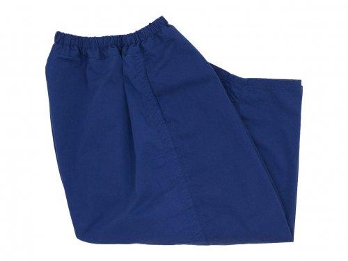 ordinary fits BALL PANTS BLUE