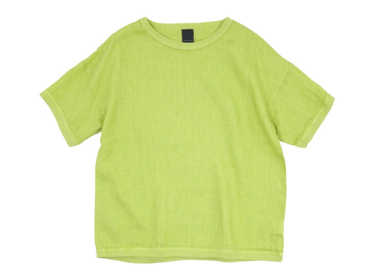maillot linen shirts Tee LIME