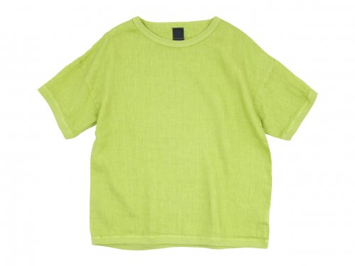 maillot linen shirts Tee LIME
