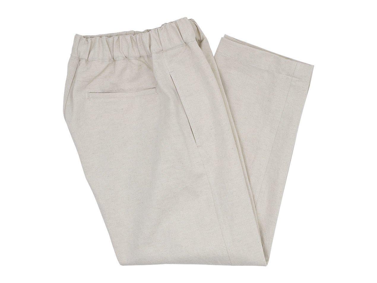 Charpentier de Vaisseau Bradley Herringbone Pants NATURAL