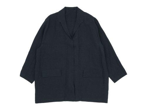 Atelier d'antan Segal(シーガル) Jacket BLACK
