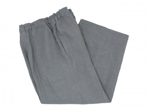 Atelier d'antan Bury(ビュリー) Pants GRAY