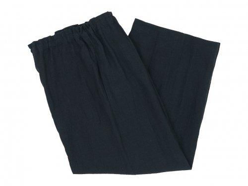 Atelier d'antan Bury(ビュリー) Pants BLACK
