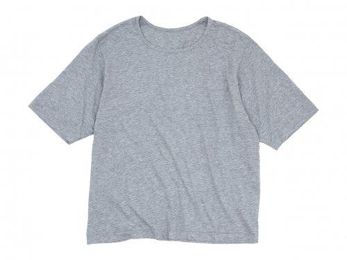 Atelier d'antan Neruda(ネルダ) Shirt GRAY
