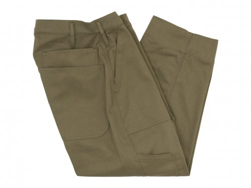 TUKI combat pants 42OLIVE