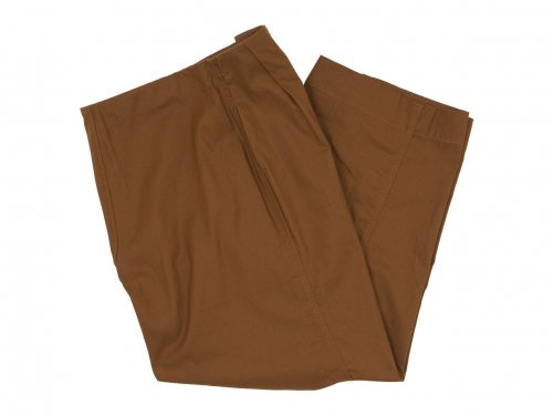 TUKI pajamas 02BROWN