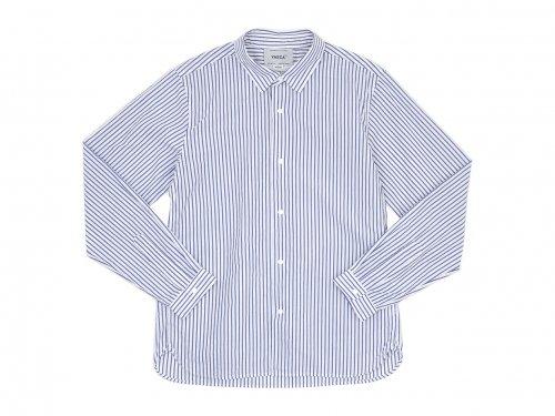 YAECA コンフォートシャツ スタンダード BOLD STRIPE 〔メンズ〕 【10151】