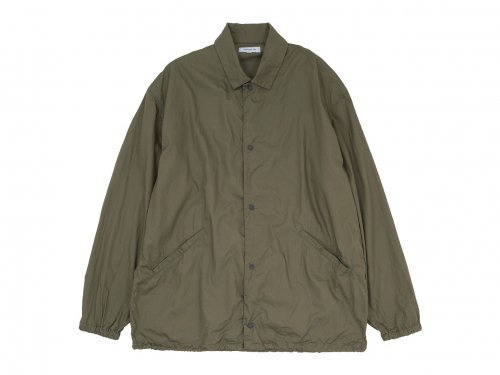 ordinary fits COACH JACKET KHAKI