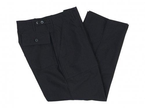 TUKI baker pants 09 black