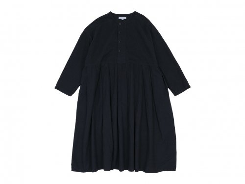 ordinary fits SMOCK ONEPIECE BLACK
