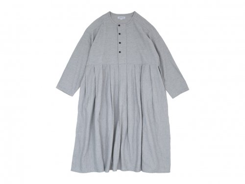ordinary fits SMOCK ONEPIECE GRAY