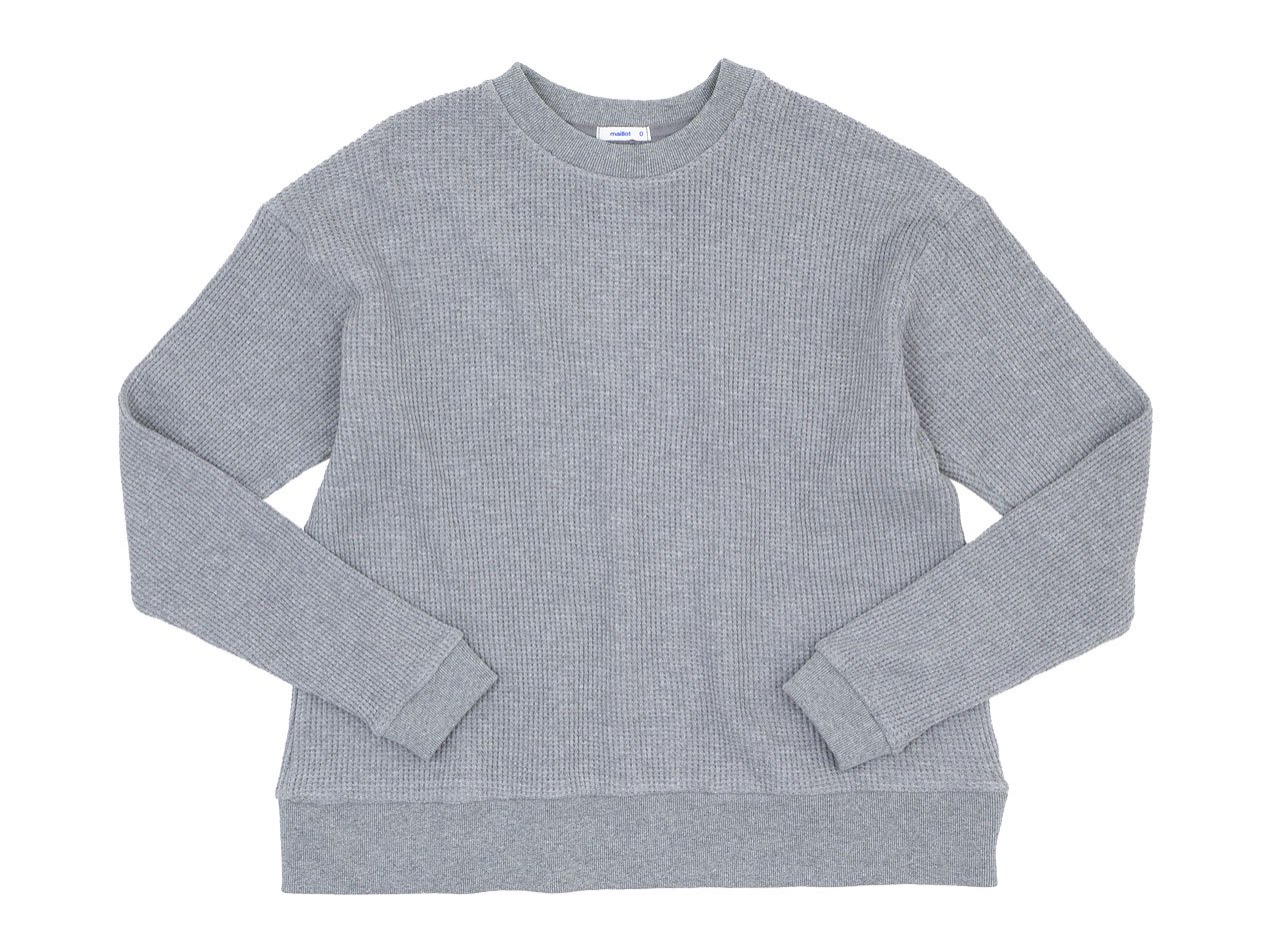 maillot US waffle trainer TOP GRAY