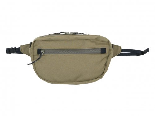 ENDS and MEANS Waist Bag TAN