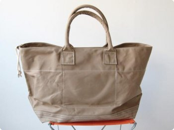 maillot going out boy's tote bag BEIGE