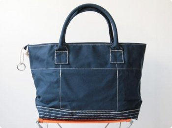 maillot going out girl's tote bag NAVY