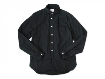 maillot Sunset round collar work shirts BLACK