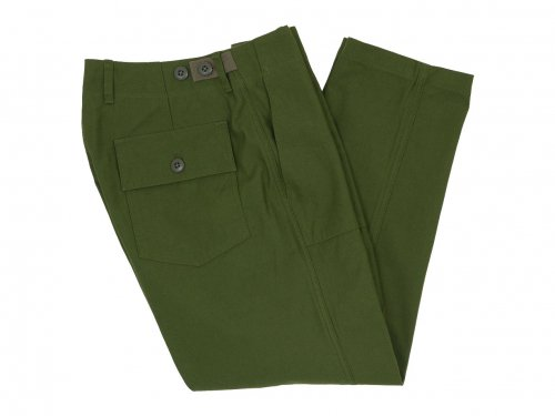 maillot military n/c baker pants OLIVE