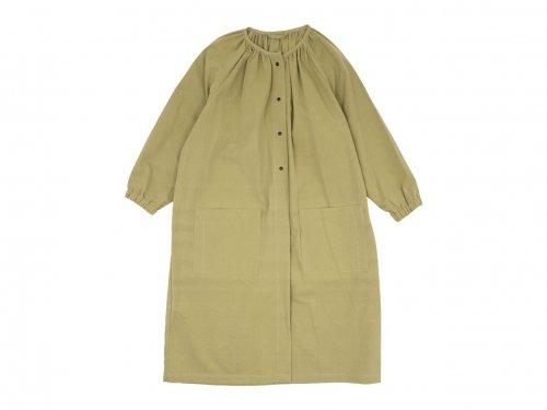 Atelier d'antan Rousseau(ルソー) atelier coat BEIGE