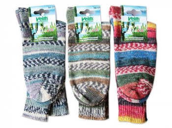 Veith multi wool socks