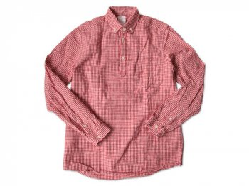 maillot Sunset B.D. P/O shirts RED x WHITE