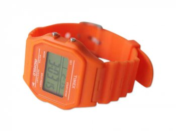 TIMEX80 classic solid ORANGE RECORD