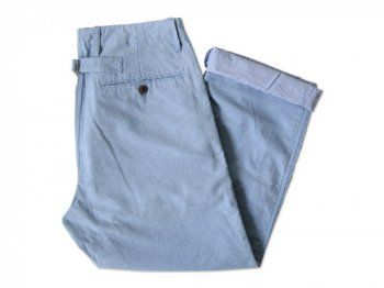 dip Double layer pants(9分丈) LIGHT BLUE