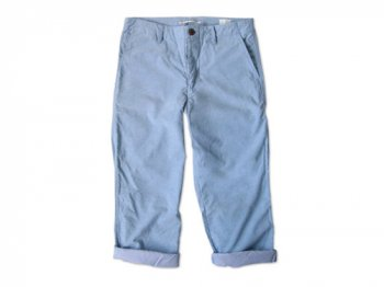 dip Double layer cropped pants LIGHT BLUE