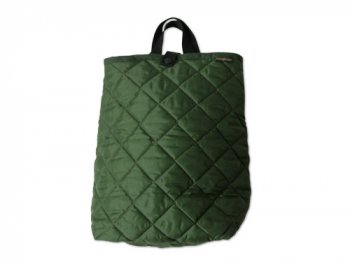 LAVENHAM 2WAY CLIP BAG GREEN