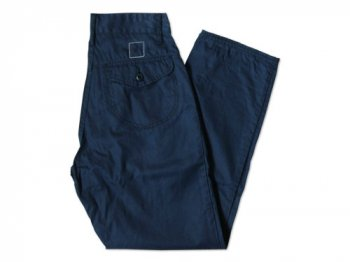 maillot 100 tuck pants NAVY