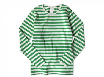 maillot border long T GREEN