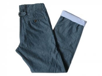 dip Double layer pants BLUE