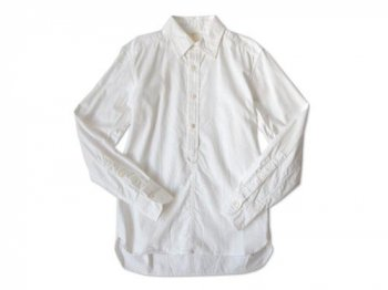 TATAMIZE P/O SHIRTS WHITE