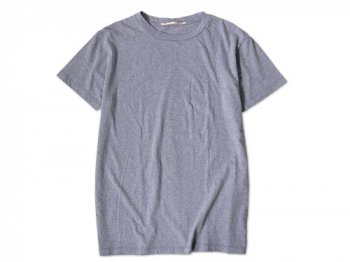 dip CREWNECK TEE LIGHT PURPLE