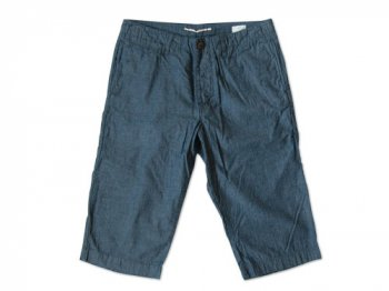 dip COTTON EASY SHORT PANTS BLUE