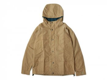 SIERRA DESIGNS Short Parka V.Tan x Navy