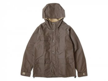 SIERRA DESIGNS Short Parka Brown x V.Tan