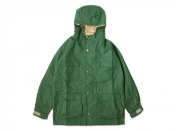 SIERRA DESIGNS Kids Mountain Parka Green x V.Tan