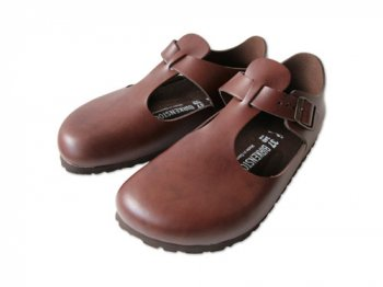 BIRKENSTOCK PARIS BURNISHED BROWN