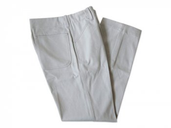 TUKI Work Pants LIGHT GRAY