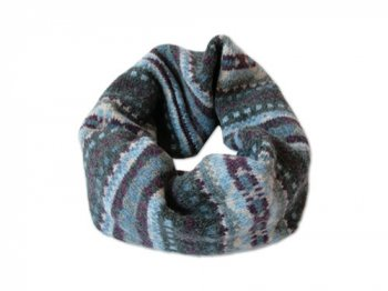 NOR' EASTERLY NECK TUBE FAIRISLE OXFORD