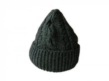 BLACK SHEEP KNIT CAP GREEN