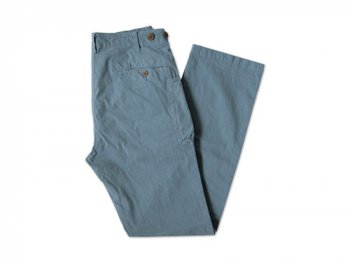 dip cotton nylon pants SAX