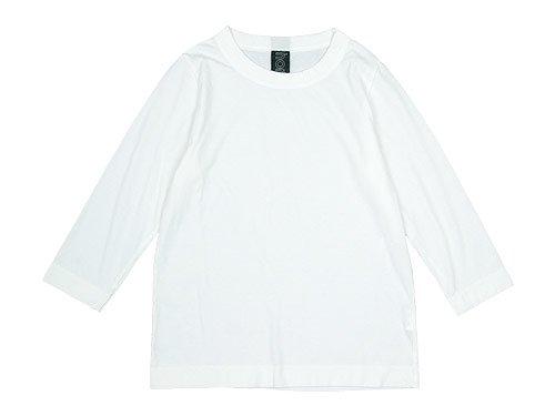 homspun 天竺七分袖Tシャツ サラシ 【6450】