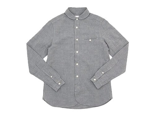 maillot sunset round work shirts GRAY